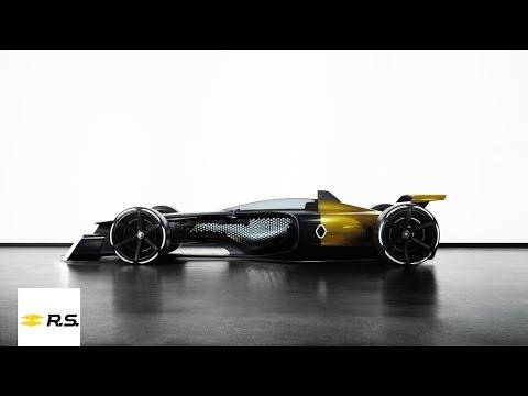 Renault Concept-Car - Paths of innovation I Renault Sport