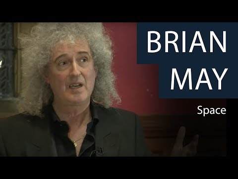 Space | Brian May | Oxford Union
