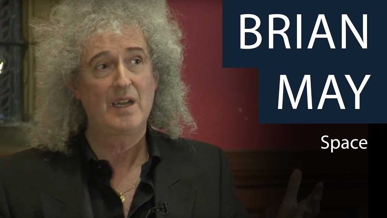 Space   Brian May   Oxford Union