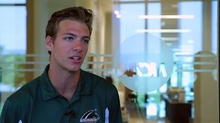 Rob Wingert on being a college athlete