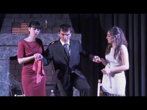 Il Fantasma Di Canterville - The Canterville Ghost - The Musical (4/7)