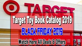 Target Toy Book Catalog 2019 - Black Friday Deals 2019 Preview