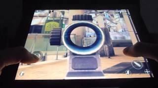 Review: Modern Combat 4 Zero Hour (iPhone/iPad)