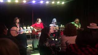 I'd Love To Lay You Down- Jamie Lin Wilson, Brennen Leigh, Sunny Sweeney, & @Courtney Patton