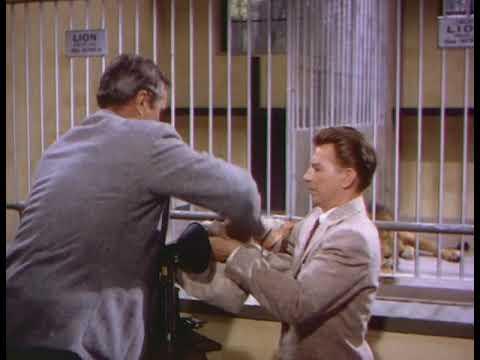 "Donald O'Connor in a scene from ""I Love Melvin"""