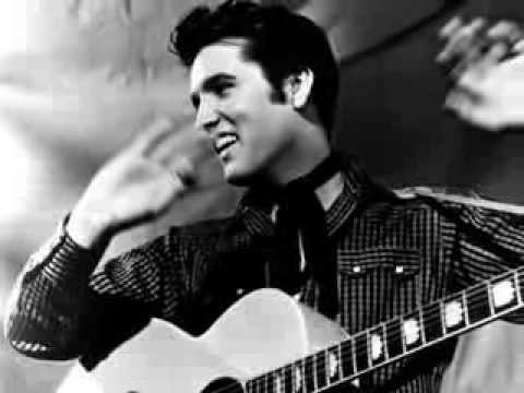 Elvis Presley - Suspicious Minds - By RGL