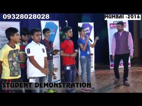 Demo After Dharmesh Pithva's Memory Improvement Workshop By Student #6 Mumbai 2016