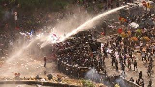 Inilah Fakta Pengerahan Masa Pendukung Prabowo Di Jakarta Saat Sidang Keputusan MK