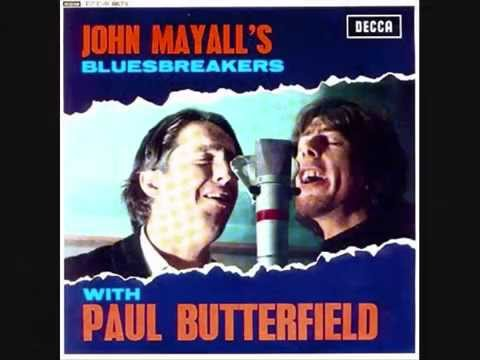 JOHN MAYALL & THE BLUESBREAKERS - John Mayall