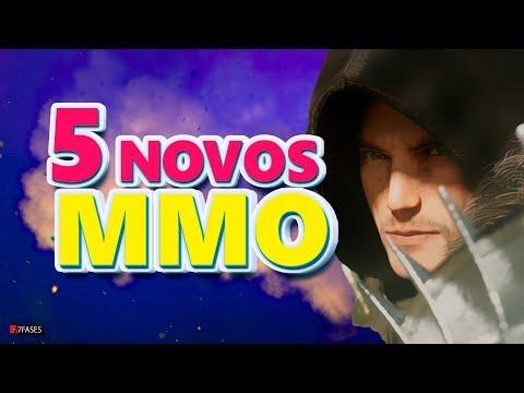 5 Novos MMORPG / MMO E RPG Para PC Em 2019 E Após | 7 Fases