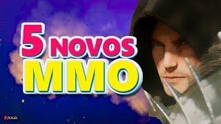 5 Novos MMORPG / MMO e RPG para PC em 2019 / 2020 após   7 Fases