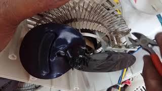Lm assistência  técnica  consertando  ventilador aquecedor  408 cadence