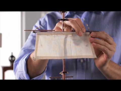 Видео урок Рисуем гуашью Закат и парусник в стиле Афремова