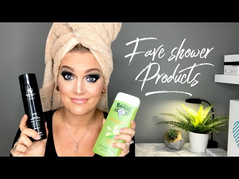 WHAT'S IN MY SHOWER 2018 | Hair Products to Maintain My Blonde Hair