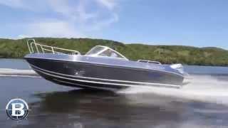 Видео алюминиевого катер Волжанка 49 Фиш - ходовые качества / Volzhanka 49 Fish test-drive