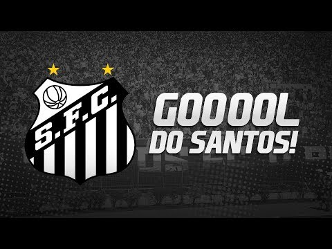 GABRIEL AMPLIA! Santos 3 x 1 Luverdense | GOL | Copa do Brasil (10/05/18)