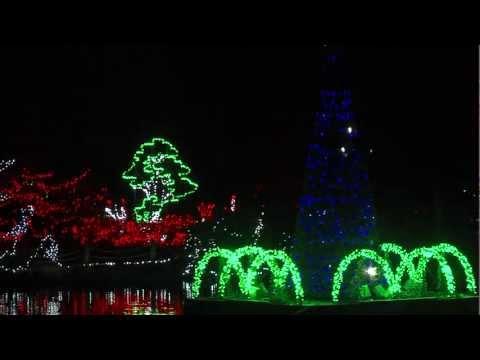 Wild Lights Show 2012 - Cincinnati Zoo