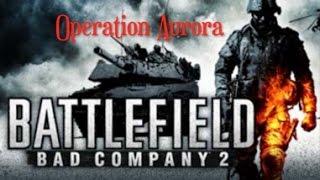 Battlefield : Bad Company 2 - Bölüm 1 - Operation Aurora