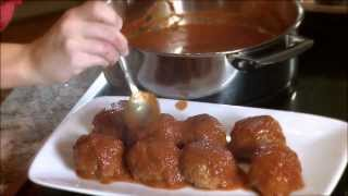 The Best Meatballs - Ever.  Bobby D's