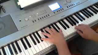 Naruto Shippuden - Samidare (Early Summer Rain) - Piano Cover