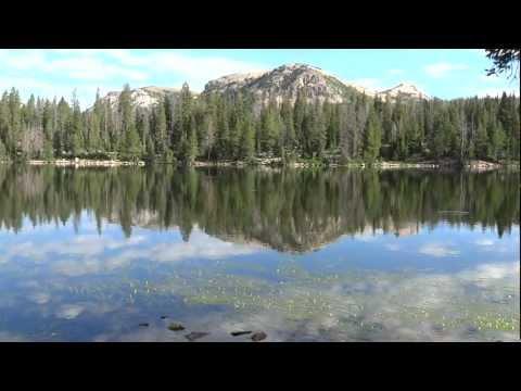 Utah's Scenic Mirror Lake Area