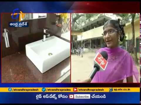 Developed School | Model Toilets Introduced | in Govt Schools