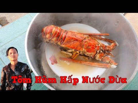 Black - Tôm Hùm Hấp Nước Dừa - Lobster Steamed thumbnail