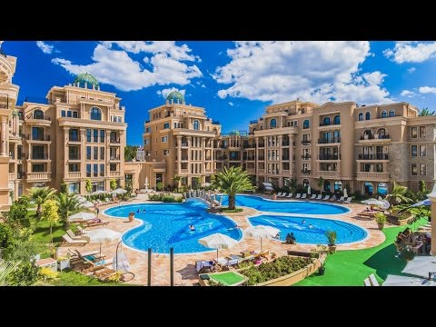 Apartments for sale in Aphrodite Gardens Sunny Beach Bulgaria