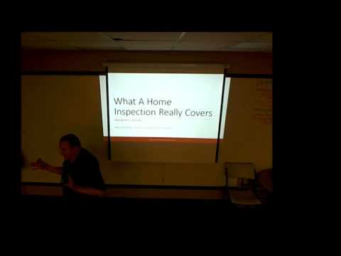 PEAK Agent Training--Home Inspections