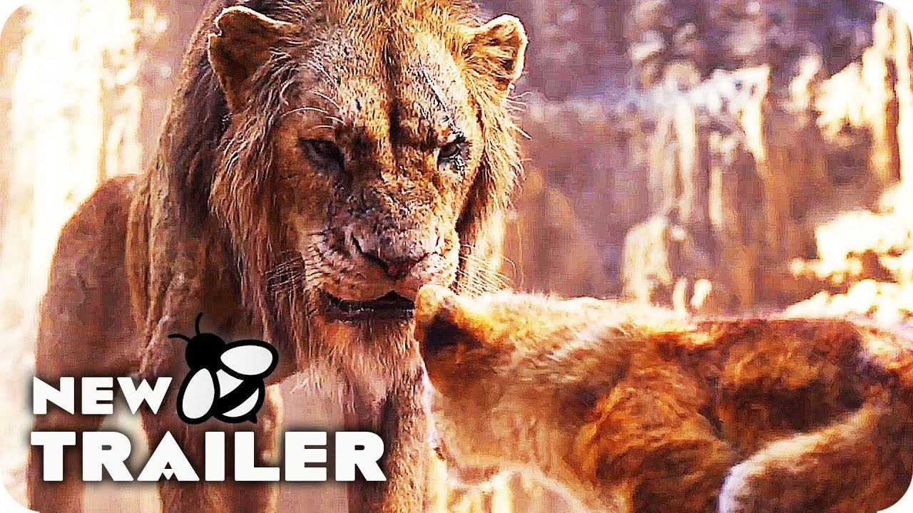 the lion king trailer 2  2019  live