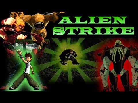 Ben10 Alien Strike | Full Gameplay |