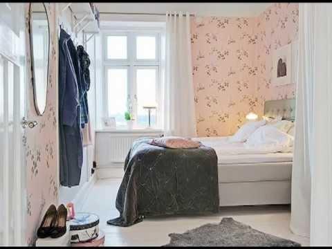 Papel pintado en dormitorios youtube for Papel de pared dormitorio