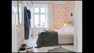 papel pintado en dormitorios