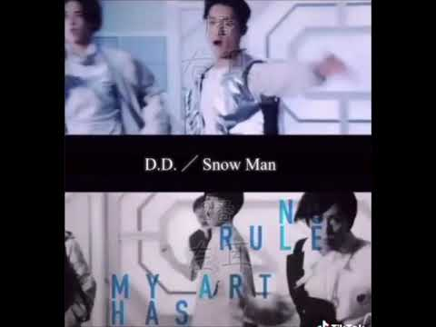 snow man dd
