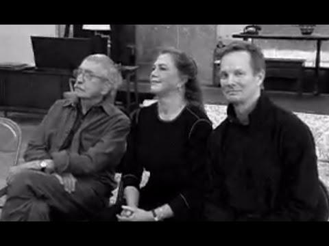 "Edward Albee, Kathleen Turner & Bill Irwin on Broadway Revival of ""Who's Afraid of Virginia Woolf?"""