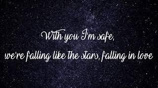 James Arthur - 'Falling Like The Stars' lyrics