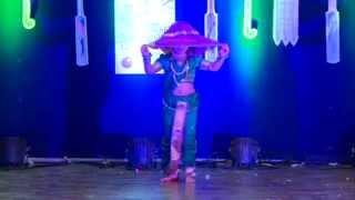 Lavani (Maharashtra Folk Dance) - Tithi Preetam Oswal