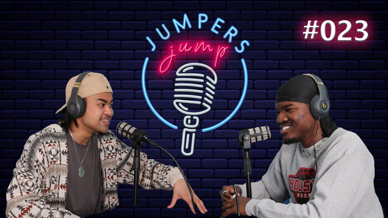 JOSH SAW HIS PAST LIFE, ANNUNAKI THEORY, & JAPAN'S TOMB OF JESUS - JUMPERS JUMP EP. 23