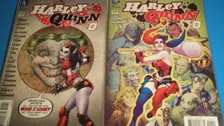 Comics Variant Covers Harley Quinn,Damian Son of Batman,Amazing Spiderman 12/6/2013