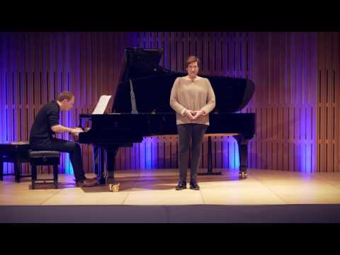 The Lullaby Project: Sarah Connolly and Joseph Middleton