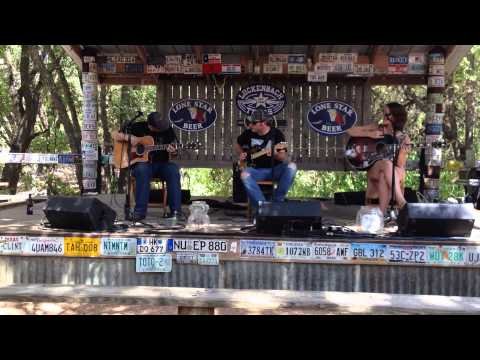 Adam Hood at Luckenbach - I'll Sing About Mine