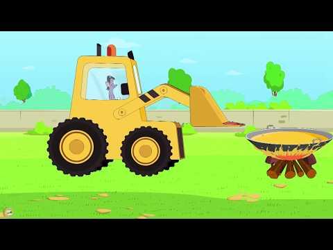 RatATat |'Don And Pals Cartoons for Children| Chotoonz Kids Funny Cartoon Videos