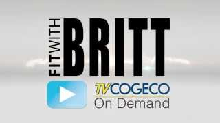 Fit With Britt on Cogeco VOD