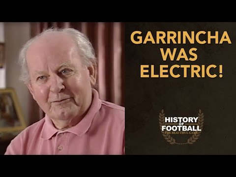 'Garrincha Was Electric!' Sir Walter Winterbottom Interview | History Of Football