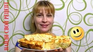 видео Творожная запеканка с манкой в духовке, пошаговый рецепт с фото