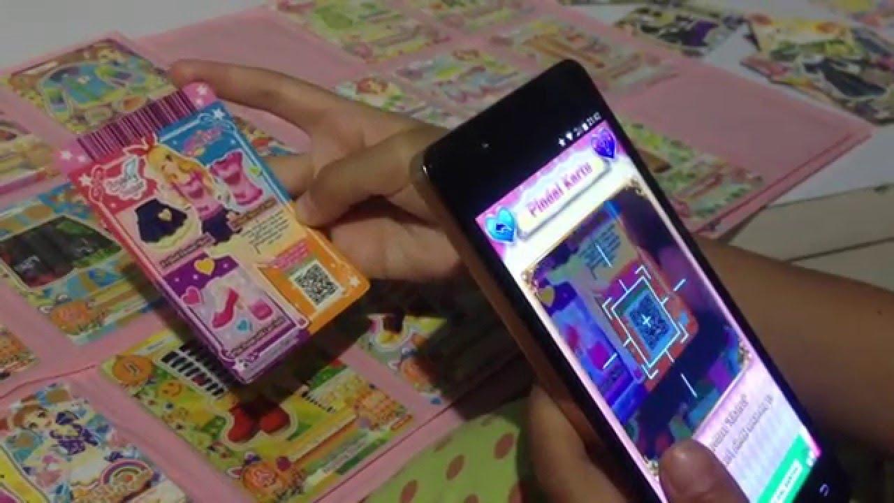 Main Aikatsu Indonesia Card Game di HP Android