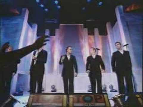 Westlife - -What Makes a Man (Live)