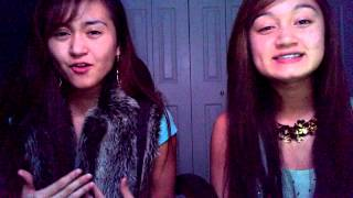 Trinh and Dalena - Gangnam Style - Psy (cover)