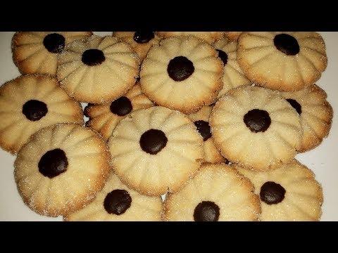 gÂteaux-secs-recette-très-facile-avec-4-d'ingrédients-👌😉-cuisine-marocaine-208