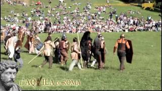 L'AQUILA DI ROMA 2013 - L'OMBRA DI MARCO AURELIO - La battaglia contro Ballomar